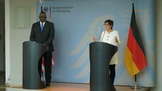 Берлин: Поведението на Москва може да определи колко руски газ да се внася