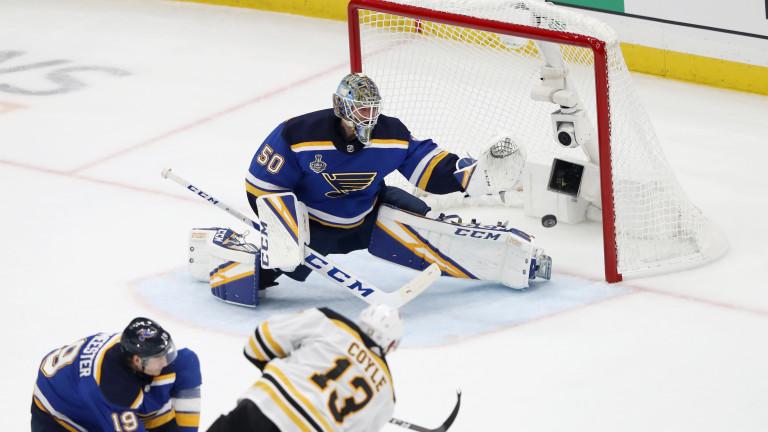 Резултати от срещите в НХЛ, играни във вторник, 8 октомври