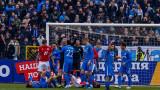 Левски доминира над ЦСКА в използването на български футболисти