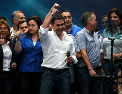 Президентът на Хондурас призна победата на  консерватора Ернандес на изборите