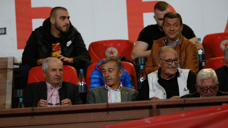 Димитър Пенев: ЦСКА трябва да играе сериозно, който и да е съперник