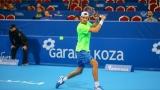 Даниел Брандс стана четвъртият тенисист с победа днес