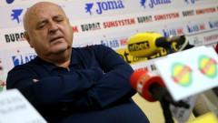 Венци Стефанов: Ситуацията в Славия е страшна, заразените футболисти са осем