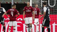 Малки са шансовете Златан да остане в Милан