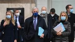 Преговорите за Брекзит в задънена улица