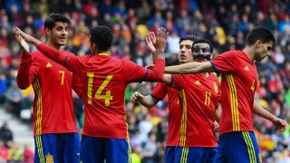 """Испания писа """"отличен"""" на Южна Корея в последния си мач преди Евро 2016 (ВИДЕО)"""