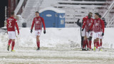 Без контроли на ЦСКА в ефира по време на паузата?