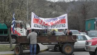"""Гръцките фермери заплашват с безсрочна блокада на ГКПП """"Илинден"""" и """"Кулата"""""""