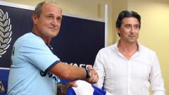 Даниел Боримиров: Надявам се на още два трансферни удара!