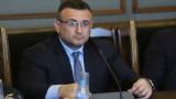 Вътрешният министър: Искам да уверя реферите, че ще имат сигурност