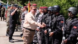 300 военни и 50 от спецчастите готови да пазят границата