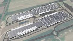 Audi и EON правят най-големия соларен парк в Европа на 830 км от България