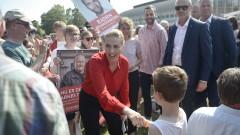 Опозицията триумфира на вота в Дания