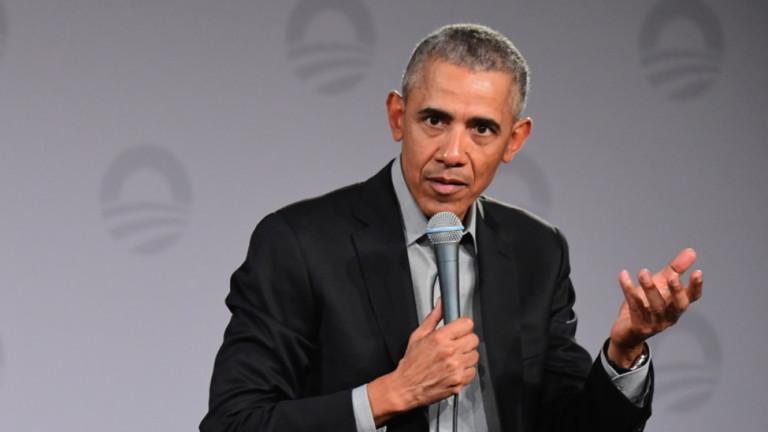 """Обама зове младите да създадат """"новото нормално"""" в САЩ"""