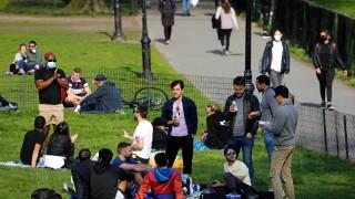 Нов спад на жертвите на коронавируса в Ню Йорк за 24 часа