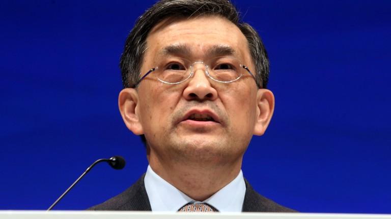 """Шефът на """"Самсунг"""" хвърли оставка"""
