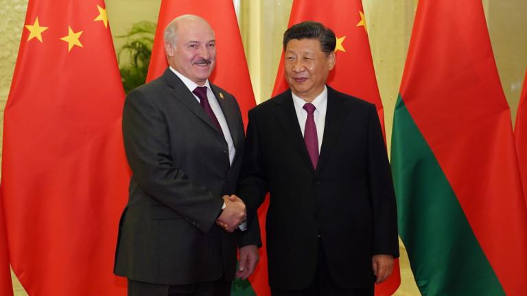 Китай подкрепя Лукашенко, Беларус очаква визита на Си Дзинпин