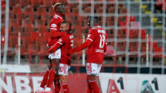 Без напрежение: Соу и автогол донесоха трите точки на ЦСКА срещу новак в елита