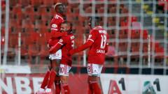 В неделя ЦСКА победи най-възрастния отбор в шампионата