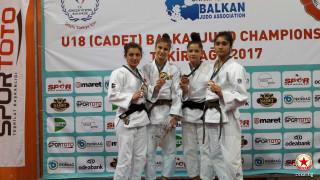 Куп медали за самбистите и джудистите на ЦСКА