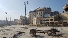 Животът на хиляди цивилни в Алепо е в опасност