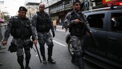 Четирима загинали и 8 ранени при затворнически бунт в Бразилия