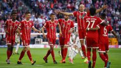 Байерн разби с 5:0 Фрайбург