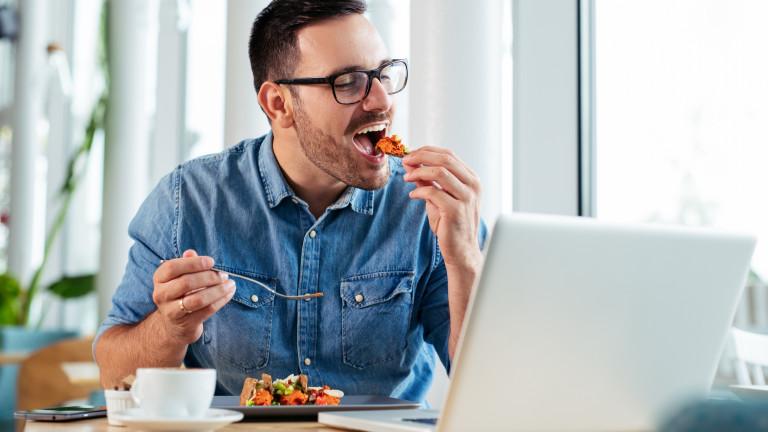 3 основни причини да не обядваме на бюрото