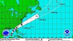 """Извънредно положение във Флорида заради тропическата буря """"Колин"""""""