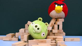 Създателят на Angry Birds се насочва към борсата
