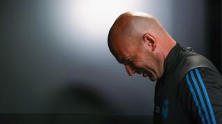 Страхотна изненада - Зинедин Зидан вече не е треньор на Реал (Мадрид)