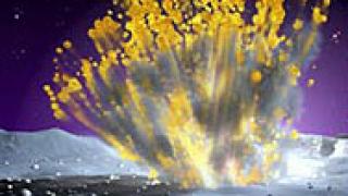 Сондата SMART-1 се разби на Луната