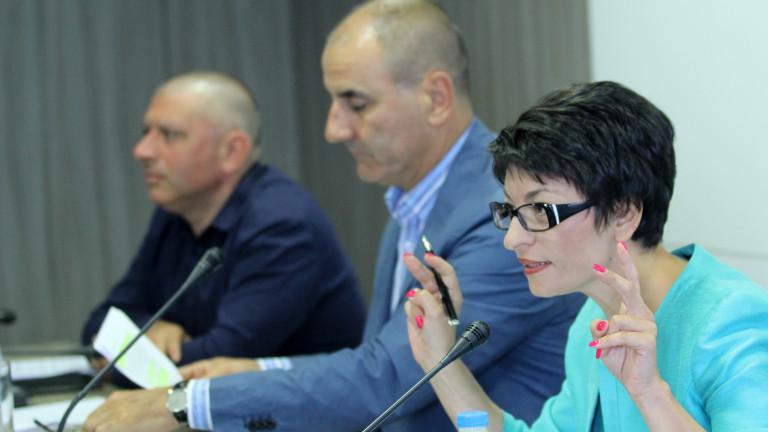 Десислава Атанасова опреснява паметта на г-жа Нинова
