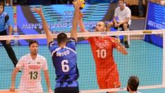 България - Иран 25-19, 28-26, 26-24, страхотна победа. Оставаме!