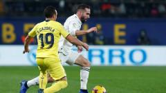 Бранител на Реал пожела провал на Барса в Шампионската лига