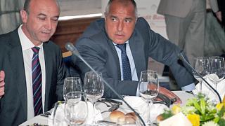 Борисов громи Сименс и E.ON пред немския бизнес