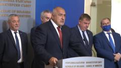 Борисов отсече: Шиши нареди служебното правителство на Радев