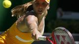 Никол Вайдишова спечели чешкия четвъртфинал с 6:1, 6:4