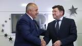 """""""Никола Петков"""" ще работи за победа на ГЕРБ на евроизборите"""