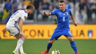 Италия с обрат срещу Босна на собствен терен, остава с пълен точков актив