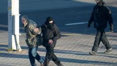 Над 300 души са задържани на многохиляден протест в Минск