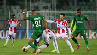 Сръбски триумф в Разград - Цървена звезда победи Лудогорец в Лига Европа