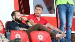 Стойчо Стоилов: Феновете на противника признават, че ЦСКА е №1