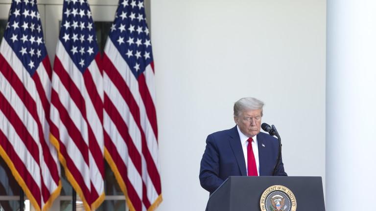 Тръмп: ВСВ е мрачно напомняне за цената на свободата