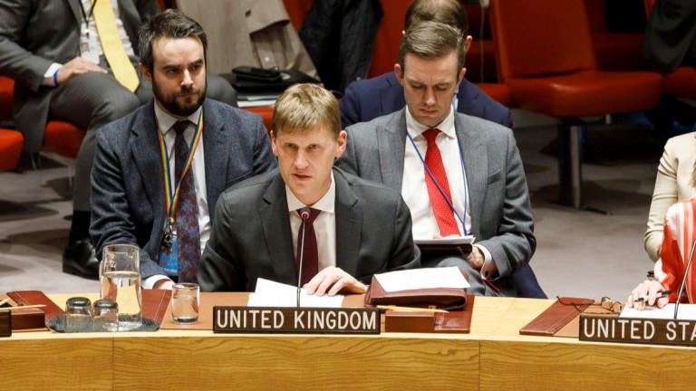 Британия и европейски страни: Отравянето на Навални е заплаха за международния мир и сигурност