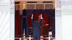 Японският император Нарухито се възкачи на престола
