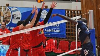 Марек Юнион-Ивкони победи ЦСКА с 3:2