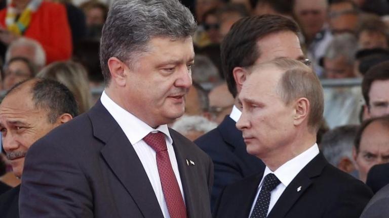 Русия не се противопоставяла на стремежите на Украйна за членство в НАТО