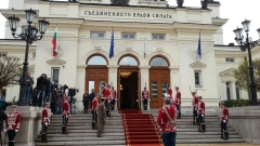 Депутатите се сбогуваха със сградата на Народното събрание