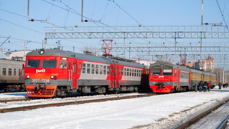 Руската държавна компания РЖД (Российские железные дороги) планира до 2025